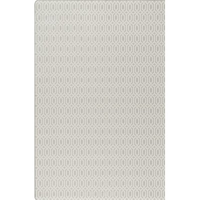 Imagine Gray Area Rug Rug Size: 54 x 78