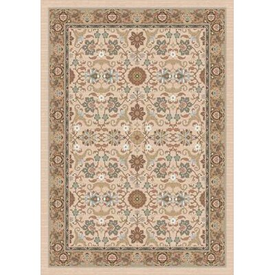 Pastiche Kamil Acorn Rug Rug Size: Rectangle 109 x 132