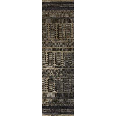 Tate Sahara Gold Area Rug Rug Size: Runner 21 x 78
