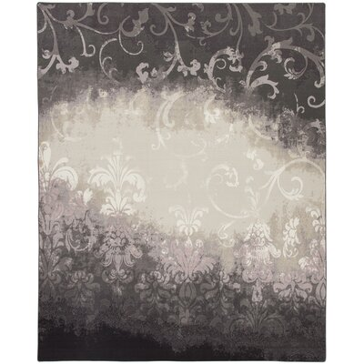 Corell Park Dusty Lilac Area Rug Rug Size: 109 x 132