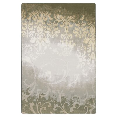 Corell Park Goldmist Area Rug Rug Size: Rectangle 78 x 109