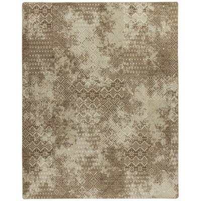 Tate Burlap Area Rug Rug Size: Rectangle 109 x 132