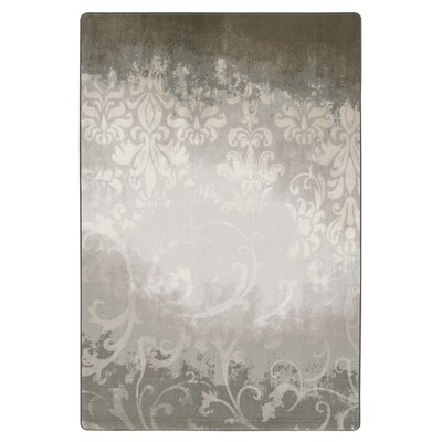 Corell Park Oyster Shell Area Rug Rug Size: Rectangle 78 x 109