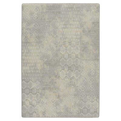 Tate Parchment Area Rug Rug Size: Rectangle 54 x 78