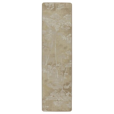 Corell Park Springs Sunscape Gold Area Rug Rug Size: Runner 21 x  78