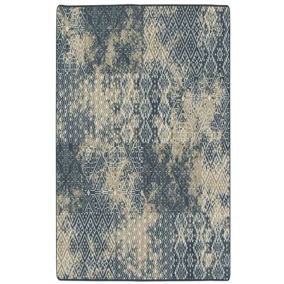 Tate Denim Area Rug Rug Size: 78 x 109