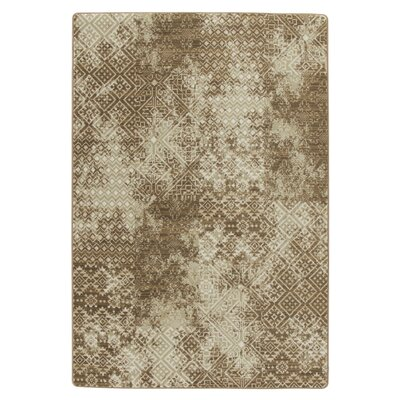 Tate Burlap Area Rug Rug Size: Rectangle 78 x 109