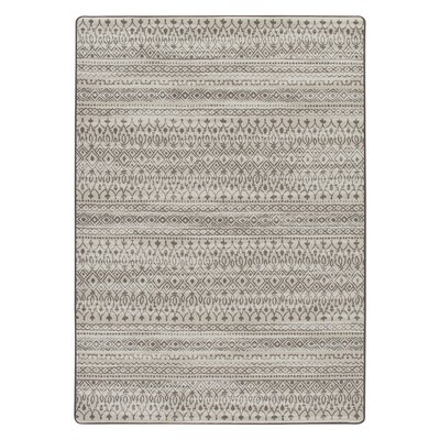 Tate Grayling Area Rug Rug Size: Rectangle 109 x 132