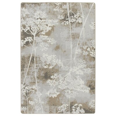 Corell Park Springs Autumn Brown Area Rug Rug Size: 54 x 78