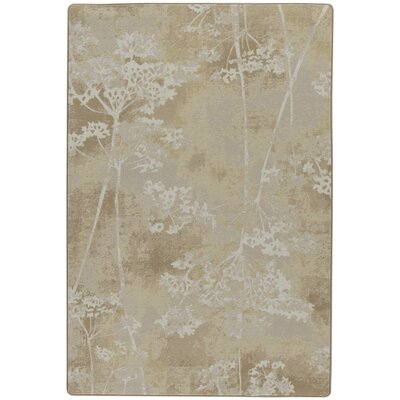 Corell Park Springs Sunscape Gold Area Rug Rug Size: Rectangle 78 x 109