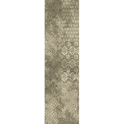 Tate Burlap Area Rug Rug Size: Runner 21 x 78