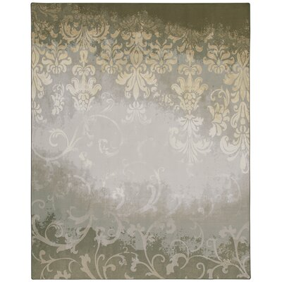 Corell Park Goldmist Area Rug Rug Size: Rectangle 109 x 132
