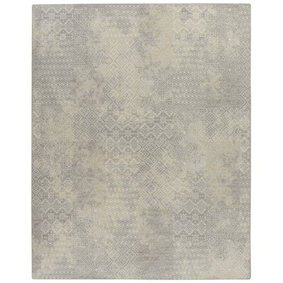 Tate Parchment Area Rug Rug Size: Rectangle 109 x 132