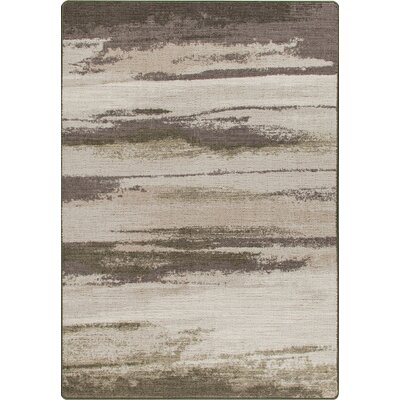 Mix and Mingle Woody Glen Cloudbreak Rug Rug Size: 54 x 78