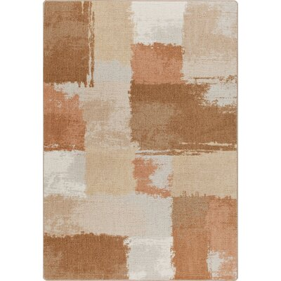 Mix and Mingle Canyon Fair And Square Rug Rug Size: 78 x 109