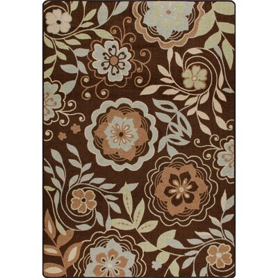 Mix and Mingle Cape Cod Garden Passage Rug Rug Size: 54 x 78