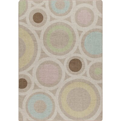 Mix and Mingle Pastel in Focus Area Rug Rug Size: 28 x 310