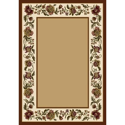 Signature Penelope Light Topaz Area Rug Rug Size: Rectangle 109 x 132