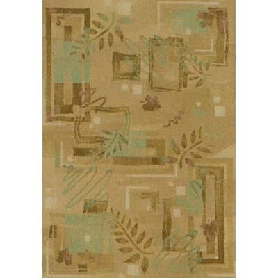 Innovation Twill Maize Autumn Area Rug Rug Size: Rectangle 54 x 78