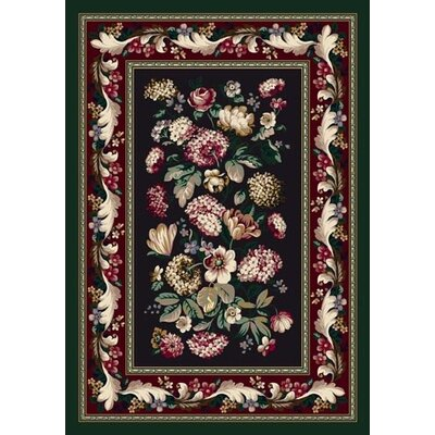 Innovation Chelsea Onyx Area Rug Rug Size: Oval 54 x 78