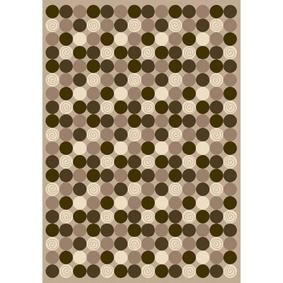 Innovation Da T Da Pearl Mist Area Rug Rug Size: Rectangle 21 x 78