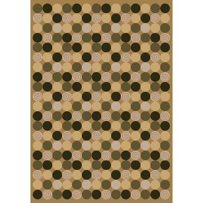 Innovation Da T Da Maize Area Rug Rug Size: Oval 310 x 54