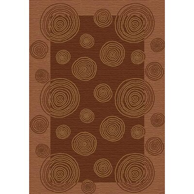 Innovation Wabi Coral Area Rug Rug Size: Oval 54 x 78
