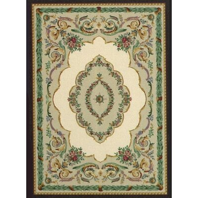 Innovation Lafayette Pearl Onyx Area Rug Rug Size: Rectangle 78 x 109
