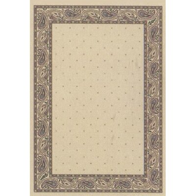 Innovation Opal Paisley Area Rug Rug Size: Oval 54 x 78