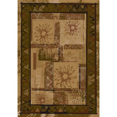 Innovation Maize Soleil Area Rug Rug Size: Rectangle 78 x 109