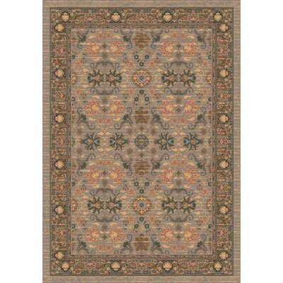 Pastiche Kamil Hillcrest Sage Folk/Tribal Rug Rug Size: Rectangle 310 x 54