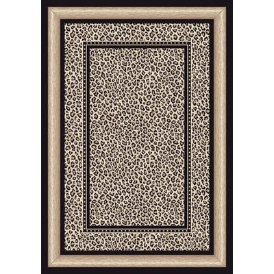 Signature Zambia Print Opal Area Rug Rug Size: Rectangle 21 x 78