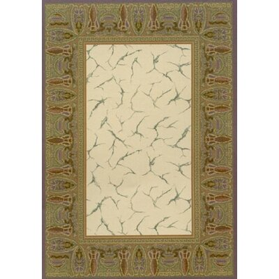 Innovation Amethyst Isis Area Rug Rug Size: 109 x 132