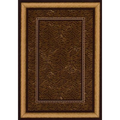 Innovation Onyx Chongwe Area Rug Rug Size: 109 x 132