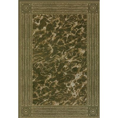 Innovation Oregano Carrara Area Rug Rug Size: Oval 54 x 78