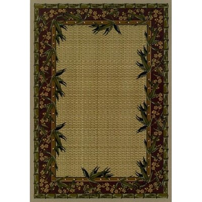 Innovation Sandstone Osaka Area Rug Rug Size: Oval 310 x 54