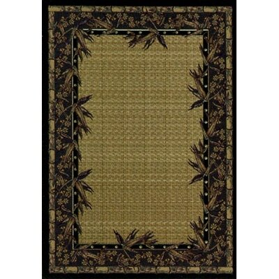 Innovation Cocoa Osaka Area Rug Rug Size: Oval 310 x 54