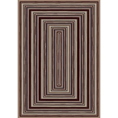 Innovation Rylie Sandstone Area Rug Rug Size: Rectangle 109 x 132