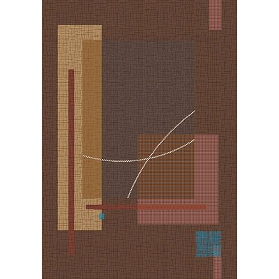 Pastiche Fairmont Nutshell Rug Rug Size: Rectangle 109 x 132