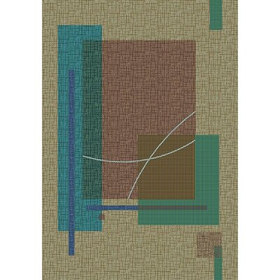Pastiche Fairmont Seagrass Rug Rug Size: Rectangle 78 x 109