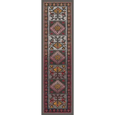 Pastiche Ahvas Wispy Rug Rug Size: Rectangle 21 x 78