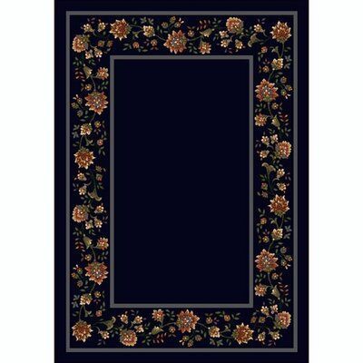 Design Center Sapphire Khorrasan Area Rug Rug Size: Runner 24 x 232