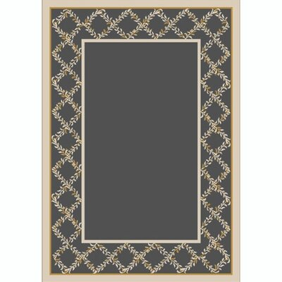 Design Center Lapis Lystra Area Rug Rug Size: 109 x 132