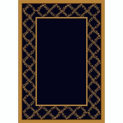 Design Center Sapphire Lystra Area Rug Rug Size: Rectangle 54 x 78