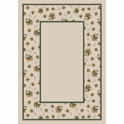 Design Center Opal Erin Area Rug Rug Size: 78 x 109