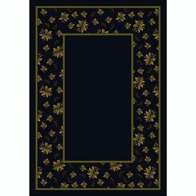 Design Center Onyx Erin Area Rug Rug Size: 78 x 109