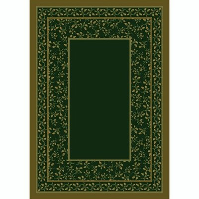 Design Center Olive Leander Area Rug Rug Size: 109 x 132