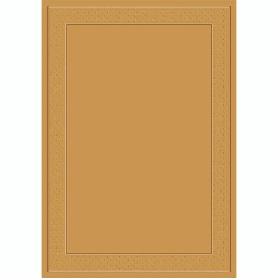 Design Center Light Topaz Legacy Area Rug Rug Size: Rectangle 109 x 132