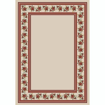 Design Center Opal Rosalie Area Rug Rug Size: Round 77