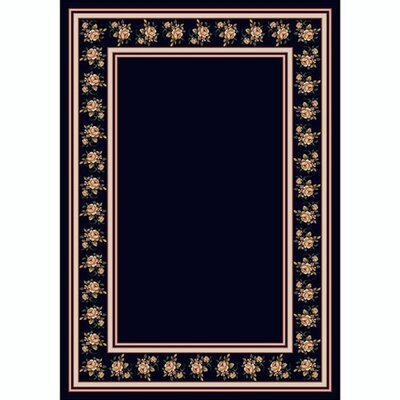 Design Center Sapphire Rosalie Area Rug Rug Size: Rectangle 54 x 78